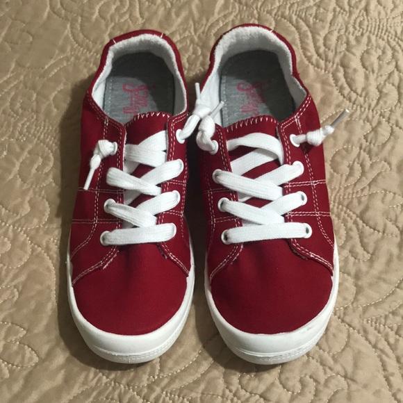 Jellypop Dallas Lace Up Sneakers | Poshmark